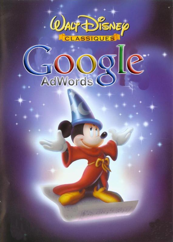 AdWords Mickey