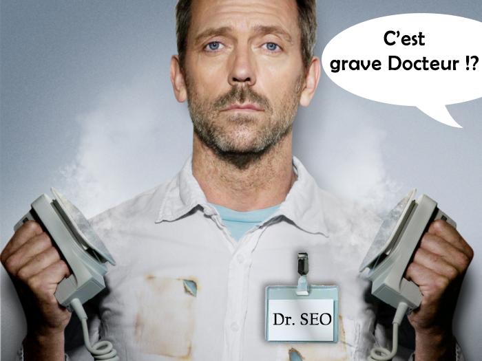 seo addict Docteur référencement