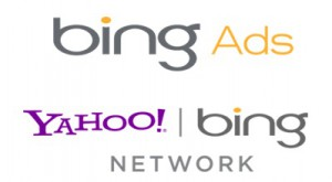 Publicité Bing - Yahoo