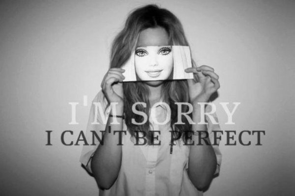 Rien n'est parfait