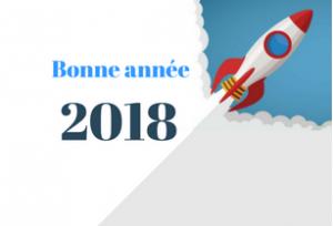 Bonne année 2018 - E-Alchimie